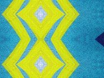 abstrakcjonistyczny kolorowy malujący Obraz Stock