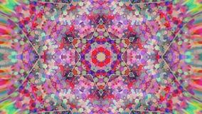 Abstrakcjonistyczny Kolorowy Malujący Kalejdoskopowy Graficzny tło Futurystyczny Psychodeliczny Hipnotyczny tło wzór Z teksturą Zdjęcia Royalty Free