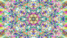 Abstrakcjonistyczny Kolorowy Malujący Kalejdoskopowy Graficzny tło Futurystyczny Psychodeliczny Hipnotyczny tło wzór Z teksturą Obrazy Stock