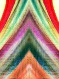 abstrakcjonistyczny kolorowy malujący Fotografia Stock