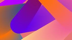 Abstrakcjonistyczny kolorowy materialny tło Fotografia Stock