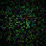 Abstrakcjonistyczny Kolorowy mozaiki tło Zdjęcia Royalty Free