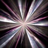 Abstrakcjonistyczny kolorowy promień światła tło. Fotografia Royalty Free