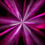Abstrakcjonistyczny kolorowy promień światła tło. Obrazy Stock