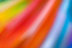 Abstrakcjonistyczny kolorowy tło od szkła Obraz Royalty Free