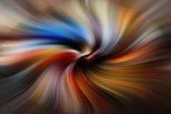 Abstrakcjonistyczny kolorowy tło projekt abstrakcjonistyczny skład i de Obraz Royalty Free