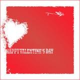 Abstrakcjonistyczny kolorowy tło. Walentynka dzień. Fotografia Stock
