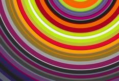Abstrakcjonistyczny kolorowy tło Zdjęcie Royalty Free