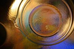 Abstrakcjonistyczny kolorowy tło -2 Obrazy Royalty Free