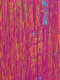 Abstrakcjonistyczny kolorowy tło dla ilustracyjnego projekta Obrazy Royalty Free