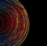 Abstrakcjonistyczny Kolorowy tło royalty ilustracja