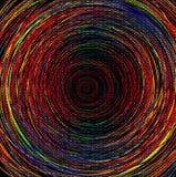 Abstrakcjonistyczny Kolorowy tło Fotografia Stock