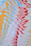 abstrakcjonistyczny kolorowy wzór Zdjęcie Stock