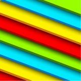 Abstrakcjonistyczny koloru bloku tło Fotografia Stock