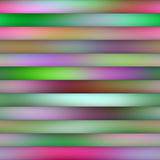 Abstrakcjonistyczny koloru gradient Paskuje Bezszwowego wzór Obraz Stock