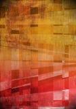 Abstrakcjonistyczny koloru grunge skład ilustracja wektor