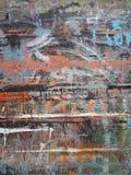 Abstrakcjonistyczny koloru tło, grunge Zdjęcie Royalty Free