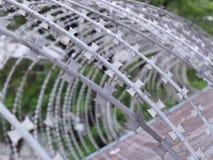 abstrakcjonistyczny konceptualnego projekta ilustraci drut Obraz Stock