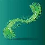 Abstrakcjonistyczny kształt 01 Fotografia Royalty Free