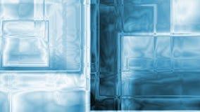 Abstrakcjonistyczny Kubiczny graniastosłupa tło Fotografia Royalty Free