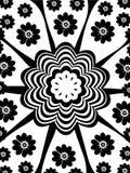 abstrakcjonistyczny kwiat Zdjęcie Royalty Free