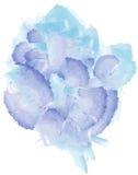 abstrakcjonistyczny kwiat Zdjęcie Stock