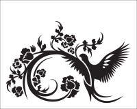 Abstrakcjonistyczny kwiecistego ornamentu wektor dla innego projekta ilustracji