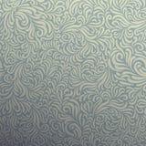 Abstrakcjonistyczny kwiecisty bezszwowy wzór. Zdjęcie Royalty Free