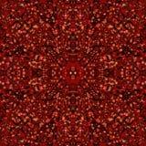Abstrakcjonistyczny kwiecisty bezszwowy wzór Obraz Stock
