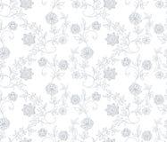 abstrakcjonistyczny kwiecisty deseniowy bezszwowy Obraz Stock