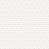 abstrakcjonistyczny kwiecisty deseniowy bezszwowy wektor Subtelny biały i beżowy tło royalty ilustracja