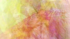 Abstrakcjonistyczny kwiecisty psychodeliczny tło Zdjęcie Royalty Free