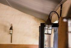 Abstrakcjonistyczny lampowy tło Zdjęcie Royalty Free