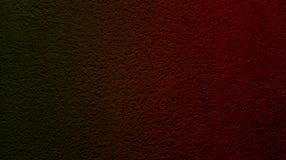 Abstrakcjonistyczny mech zieleni czerwony kolor z ?ciennym szorstkim suchym tekstury t?em zdjęcie royalty free
