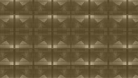 Abstrakcjonistyczny metalu złota tło Obraz Royalty Free