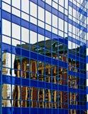 abstrakcjonistyczny miastowy Zdjęcie Royalty Free