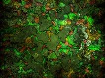 Abstrakcjonistyczny militarny grunge tło Obrazy Royalty Free
