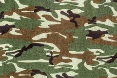 Abstrakcjonistyczny militarny kamuflażu tło Zdjęcia Stock