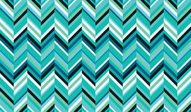 abstrakcjonistyczny morski parquet Obraz Stock