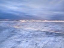 abstrakcjonistyczny morze Zdjęcia Stock