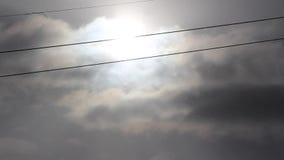 Abstrakcjonistyczny narciarski dźwignięcie zdjęcie wideo