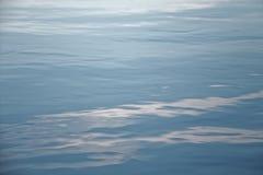 Abstrakcjonistyczny naturalny wodny tło Obraz Royalty Free