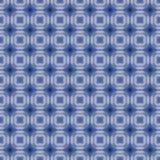 Abstrakcjonistyczny niebiański błękitny bezszwowy wzór Skiey tło ilustracji