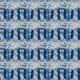 Abstrakcjonistyczny niebiański błękitny bezszwowy wzór Skiey tło Fotografia Royalty Free