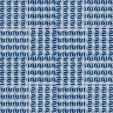 Abstrakcjonistyczny niebiański błękitny bezszwowy wzór Skiey tło Zdjęcie Stock