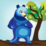 abstrakcjonistyczny niedźwiadkowy duży Fotografia Royalty Free