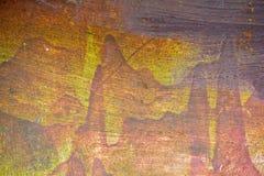 Abstrakcjonistyczny nieociosany tło Obrazy Royalty Free