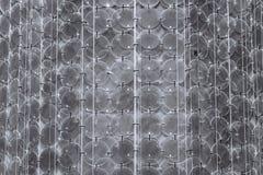 Abstrakcjonistyczny nieprzezroczysty textured tło kandelabr lub świecznik fotografia stock