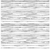 Abstrakcjonistyczny nieregularny pasiasty textured tło bezszwowy wzoru Zdjęcia Stock