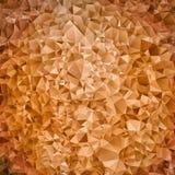 Abstrakcjonistyczny niski poli- tło Fotografia Stock